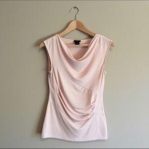 SALE Ann Taylor Light Pink Blouse
