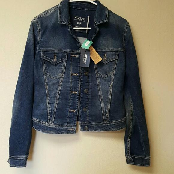 69% off Silver Jeans Jackets & Blazers - Silver Jean Co. Denim ...