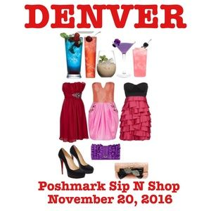 PoshNation Accessories - Thanks so much for joining the Denver Sip N Shop!
