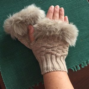 Other - Mittens/ Crocheted Gloves