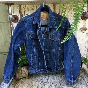 Vintage Denim Jean Jacket