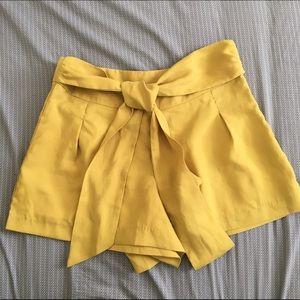 Double Zero Pants - Double Zero Short 💛