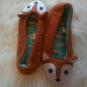 99a4c5502df Fox Slippers