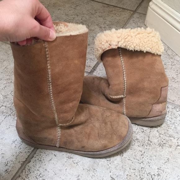 ugg joslyn wedge heel boots