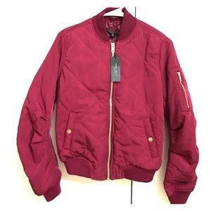 Romeo & Juliet Quilt Bomber Jacket