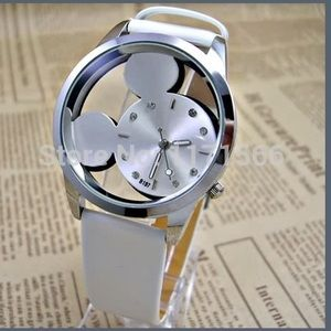 Accessories - New white Mickey moss watch .Black color available