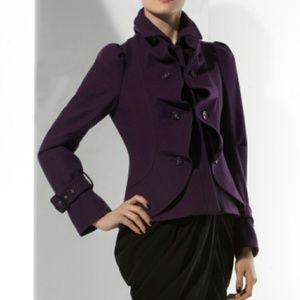 ✨HPx2✨ BCBGMAXAZRIA NAVY coat