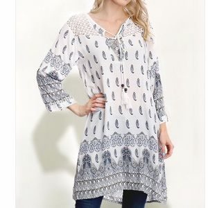 CLEARANCE!!! Tunic dress top