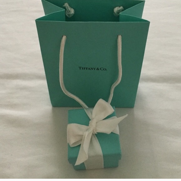 0fc0275f20 Tiffany & Co. Jewelry | Tiffany Co Paper Bag And Ring Box Complete ...