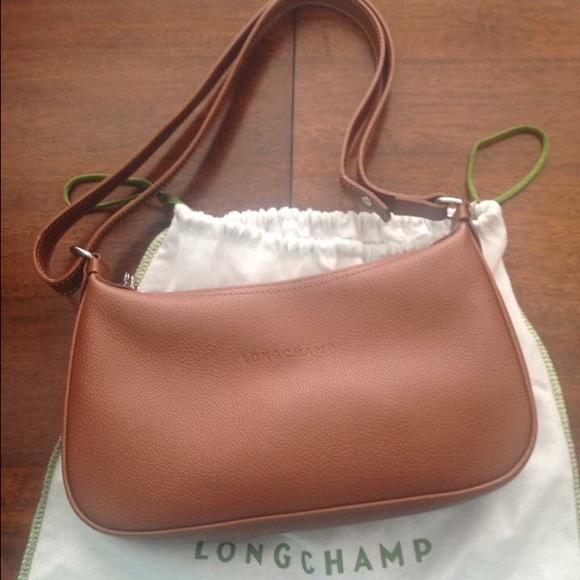 Longchamp Le Foulonne Crossbody Bag d1002d44511f2