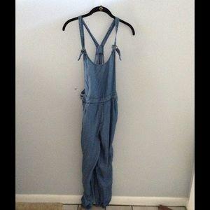 Pants - Jean Jumpsuit