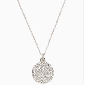kate spade Jewelry - Kate Spade In A Twinkling Pave Idiom Necklace