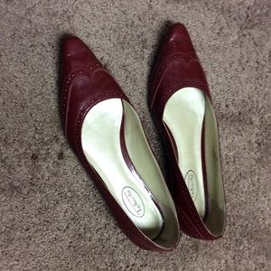 77 Off Coach Shoes Coach Elkie Loafers Size 8 B From