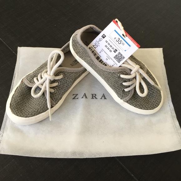 Zara Zara Baby Shoes from Aniko s closet on Poshmark