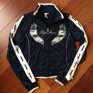 Pepe Jeans Jackets & Blazers - NWOT Pepe Jeans Track Jacket Size M