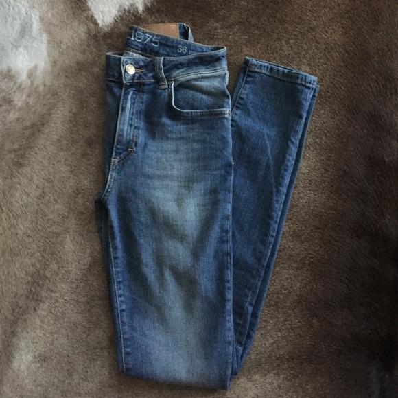 dbd384c8 Zara Z1935 super high rise skinny jeans. M_57f58659291a35c74f002448