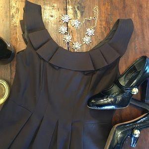 Shoshanna Dresses & Skirts - Shoshanna chocolate dress 8