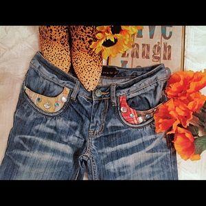 HP 11/16vintage jeans