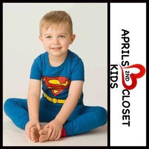 Intimo Other - SUPERMAN Costume PAJAMAS 6 Boy