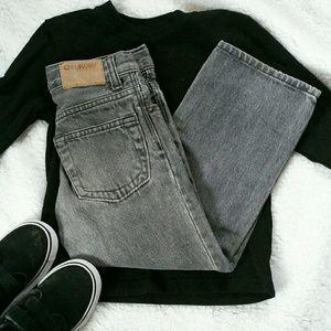 Osh Kosh Other - {Osh Kosh B'Gosh} boy's Grey Washed Jeans size 4 R
