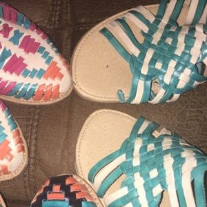 Mexico Handmade Shoes - Authentic Mexican Huaraches