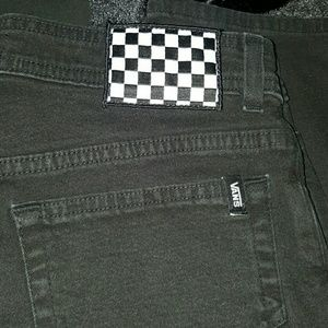 Vans Denim - NEW- VANS BLACK JEANS!