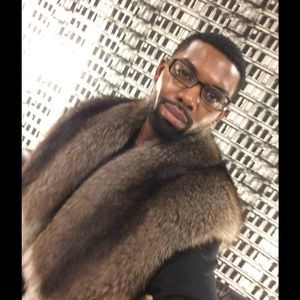 Jackets & Blazers - REAL FUR /// American Raccoon Fur Vest 💥TRADE💥