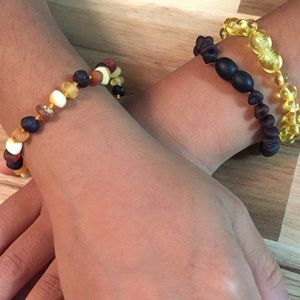 """Jewelry - CLEARANCE Baltic Amber baby bracelets 5.5"""""""