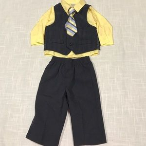 George Other - 🎉HP 12/11🎉0-3 Month Baby Boy Suit