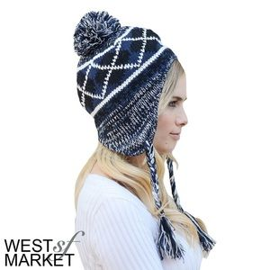West Market SF Accessories - -NEW ARRIVAL-🎉 The Dakota Beanie