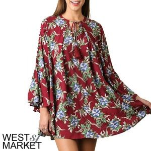 West Market SF Tops - -NEW ARRIVAL-🎉 The Adeline Tunic