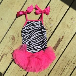 Popatu Other - Wild Child Outfit with TuTu