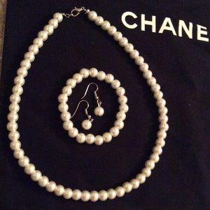 Jewelry - Fashion PEARL SET 3 pcs