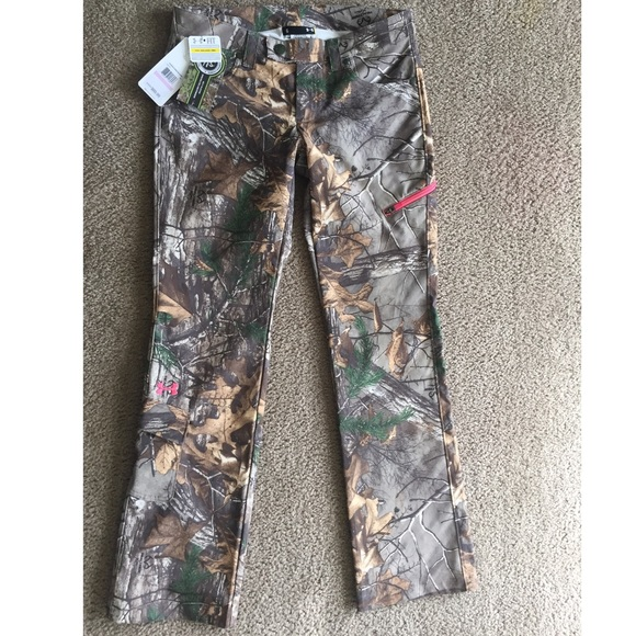 Women s under armour hunting pants 38e35505c2a3