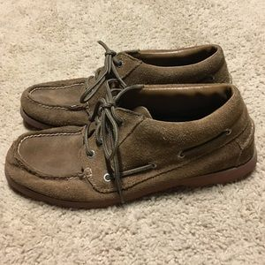 Sperry Other - SALE! EUC Suede Sperry Top-Sider Original Chukkas