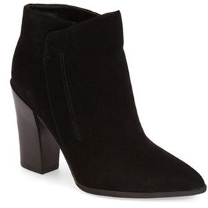 Womens Boots GUESS Hardey Black Suede