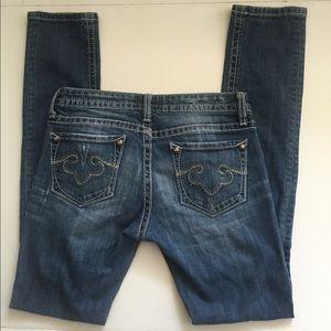 Rerock Express 2R Skinny Jeans