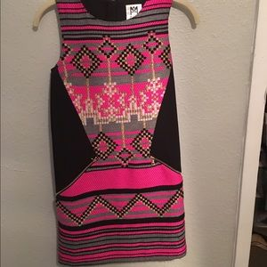 Milly Minis Dresses & Skirts - milly diamond stripe jacquard mini dress for girl