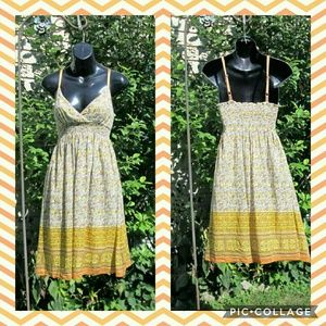 Planet Gold Dresses & Skirts - 🌻Boho Babe Cotton Sundress