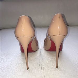 So Kate 120 patent-leather pumps Louboutin's