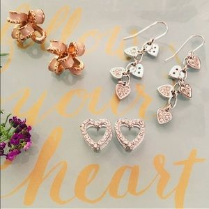 Jewelry - Chic & Girly Earring Set 🌸❤️