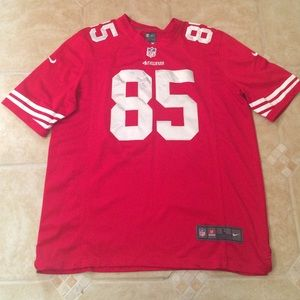 Other - 49ers Jerseys: 2 Davis and Number 99