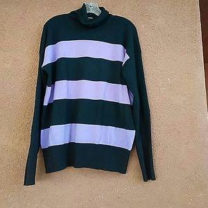 J. Crew turtle neck sweater.