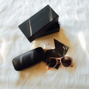 Linda Farrow Accessories - Dries Van Noten X Linda Farrow sunglasses