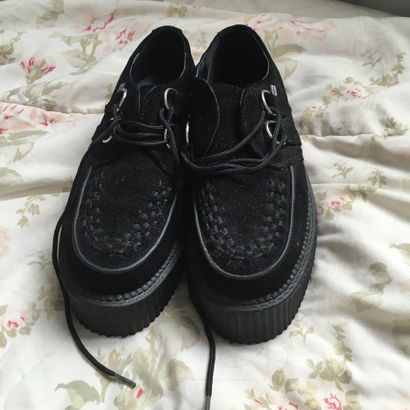 tuk Shoes | Tuk Creeper Platform Shoes