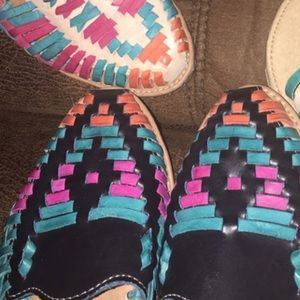 Mexican Shoes - Authentic Mexican Huaraches