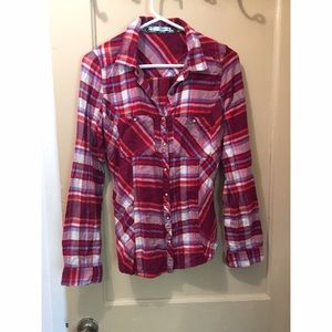 Maurice's flannel! 💕