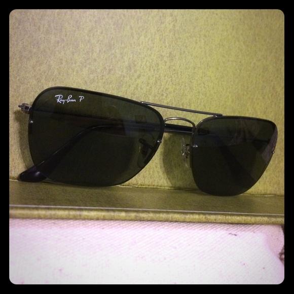 8e692baa7c51b8 Ray-Ban Accessories   Ray Ban Flip Out Caravan Sunglasses   Poshmark