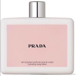 PRADA perfume hydrating body lotion (copy link)