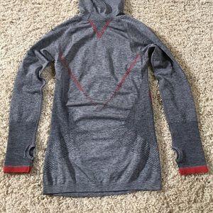 1050c996f723 Nike Tops -  RESERVED  NWT Nike Pro Training Shirt w  Hood!